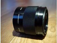 Sony E-Mount 50mm 1.8 Lens - £125