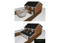 Architectural Design Services - Cheap and Reliable Service - Planning - Building Regs - ReDesign
