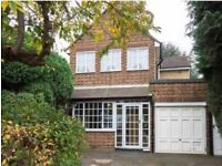Large 4 Bedroom Detached House+Garage+Massive 120ft rear Garden (0.5m from Hatton Cross St)