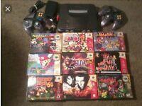 Nintendo 64 bundle