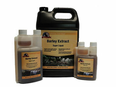 5 GAL Liquid Barley Straw Extract  Pond Water Treatment APBX5G- For Clear Ponds ()