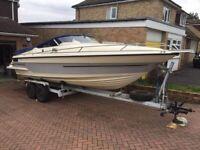 Scand Dynamic 25 ft. Sports boat 2 berths