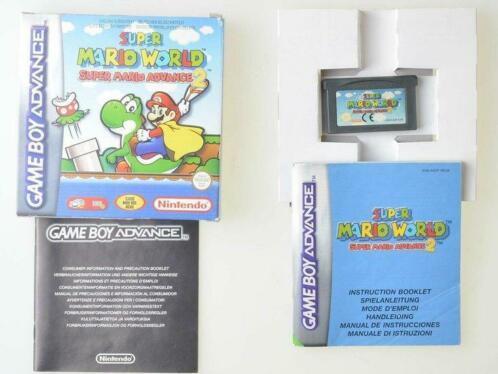 Super Mario Advance 2 - Super Mario World []