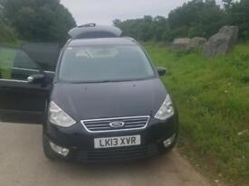 For sale Ford galaxy zetec tdci auto 2013
