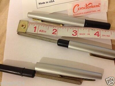 ZE-LAP Round Diamond File Pen ,Repairs Chips Crystal.China,Smoothing Edges NEW