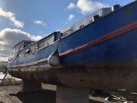 Dutch Barge for Refurbishment - Irma