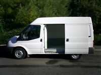 Man & Van For Hire