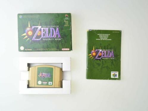 The Legend of Zelda Majora's Mask [Nintendo 64]