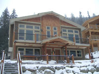 Large two level 3 bedroom half of duplex in Sun Peaks