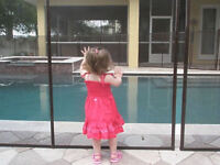 Safety Gates and Fence for Pool, Deck or Yard