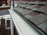 Gutter Guards and Cleaning