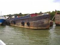 Dutch Barge to Convert - Arjan