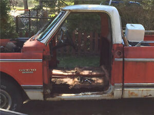 Wanted 1970 C10 CAB