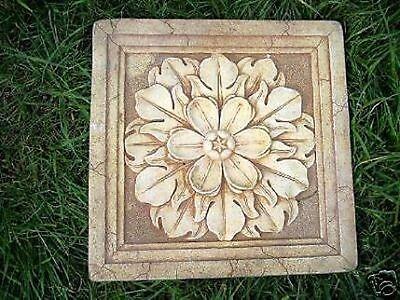 Concrete Tile Molds (Flower tile mold 11.5