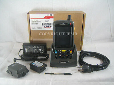 Symbol Motorola Mc75 Laser Wireless Barcode Scanner Mc7596-pycskrwa9wr Pda Phone