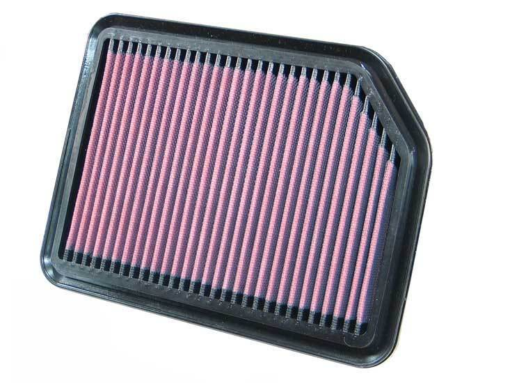 33-2956 K/&N OE Replacement Performance Air Filter Element