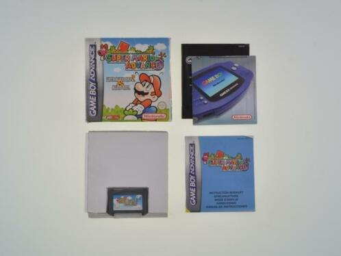 Super Mario Advance [Gameboy Advance]