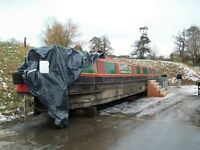 canal boat / narrow boat wanted the right money, text or phone with what u have please,07986815975