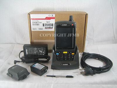 Symbol Motorola Mc70 Pda Wireless 1d2d Barcode Scanner Mc7094-pkcdjrha8wr Gsm