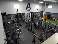 SEMI-PRIVATE CENTER : TRAINING / NUTRITION / TAILORED COACHING