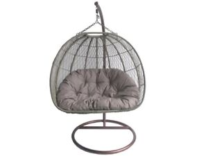 End of the year sale two seater swing chair brand new
