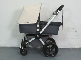 Bugaboo Cameleon - Sand and Grey colour- £150