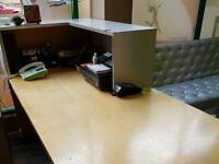 Office or Shop reception desk/ counter