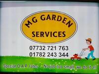 M G GARDEN SERVICES
