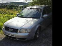 Audio a6 estate, spares or repairs