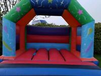 Bouncy castle hire Aberdeen and Aberdeenshire