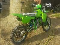 Kx80 1990 small wheel not cr/yz/ktm/husqvarna/pitbike/quad