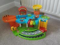 Children play Garage