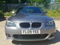 BMW 520D M SPORT BUSINESS EDITION
