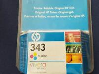 HP INK CARTRIDGE 343