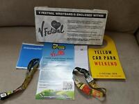 2 V Festival Weekend Camping tickets Hylands Park Yellow Camp
