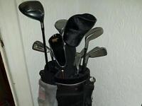 Set of Golf Clubs - Ideal beginners set
