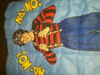 Mork from ork robin williams   1978 sleeping bag..wow!!