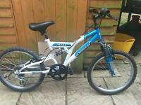 Boys bike 24 inch wheel