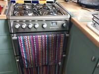 Stainless steel cannon gas cooker