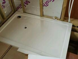 Shower tray brand new