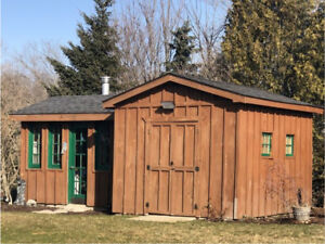 Shed 12X24