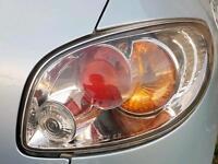 Peugeot 206 lights