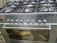 free range cooker