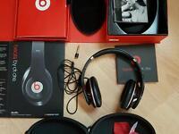 Beats studio wired headphones