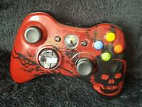 Xbox 360 Gears of war controller