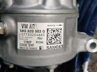 Vw Scirocco air conditioning pump