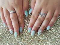 20% off Gel/Acrylic Nail extensions & shellac