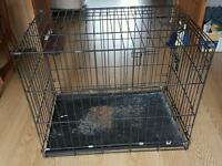 Double Door Pet Cage