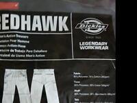 Dickies Redhawk Work Trousers