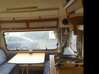 Leda quantock 6 berth caravan